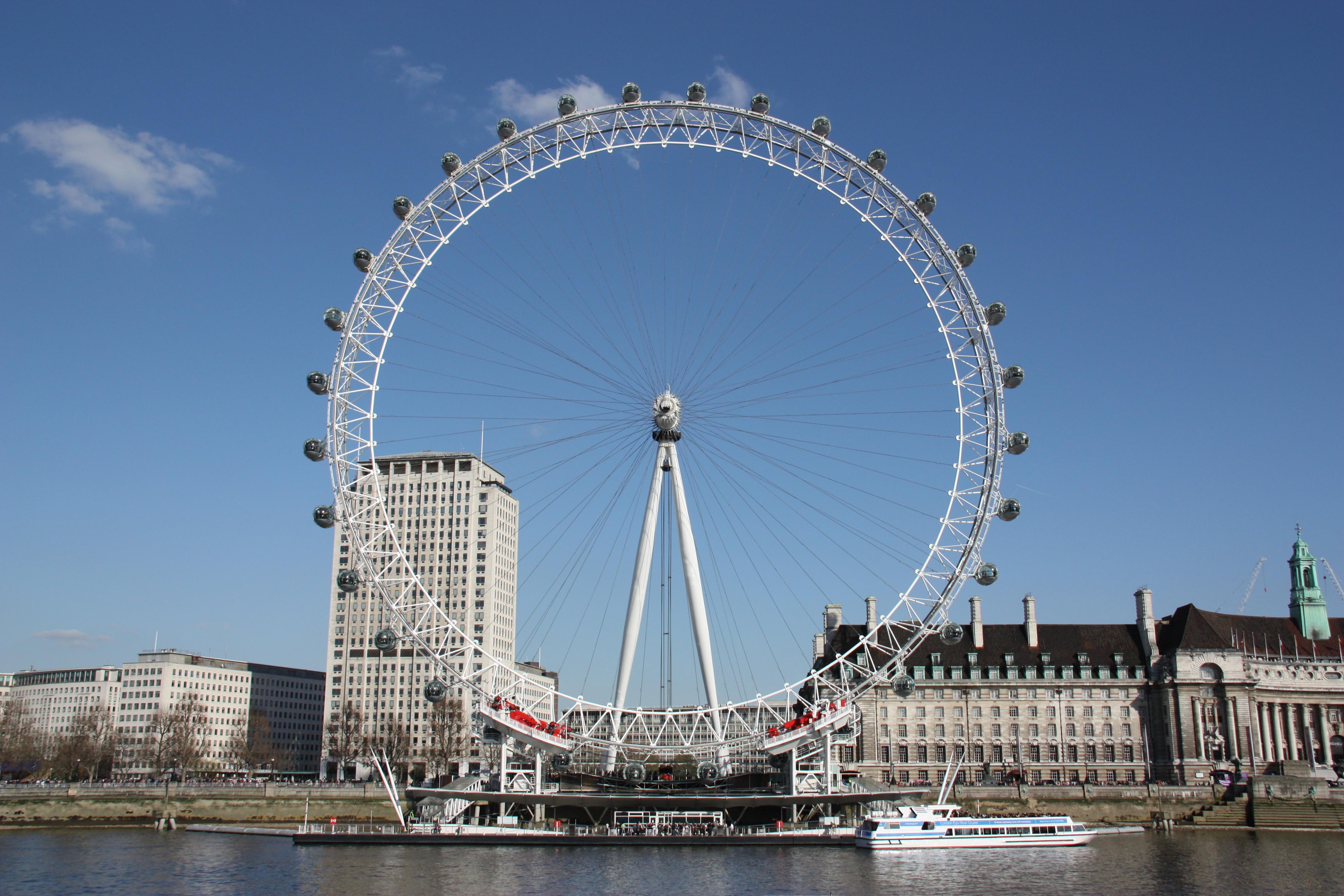 wheel london