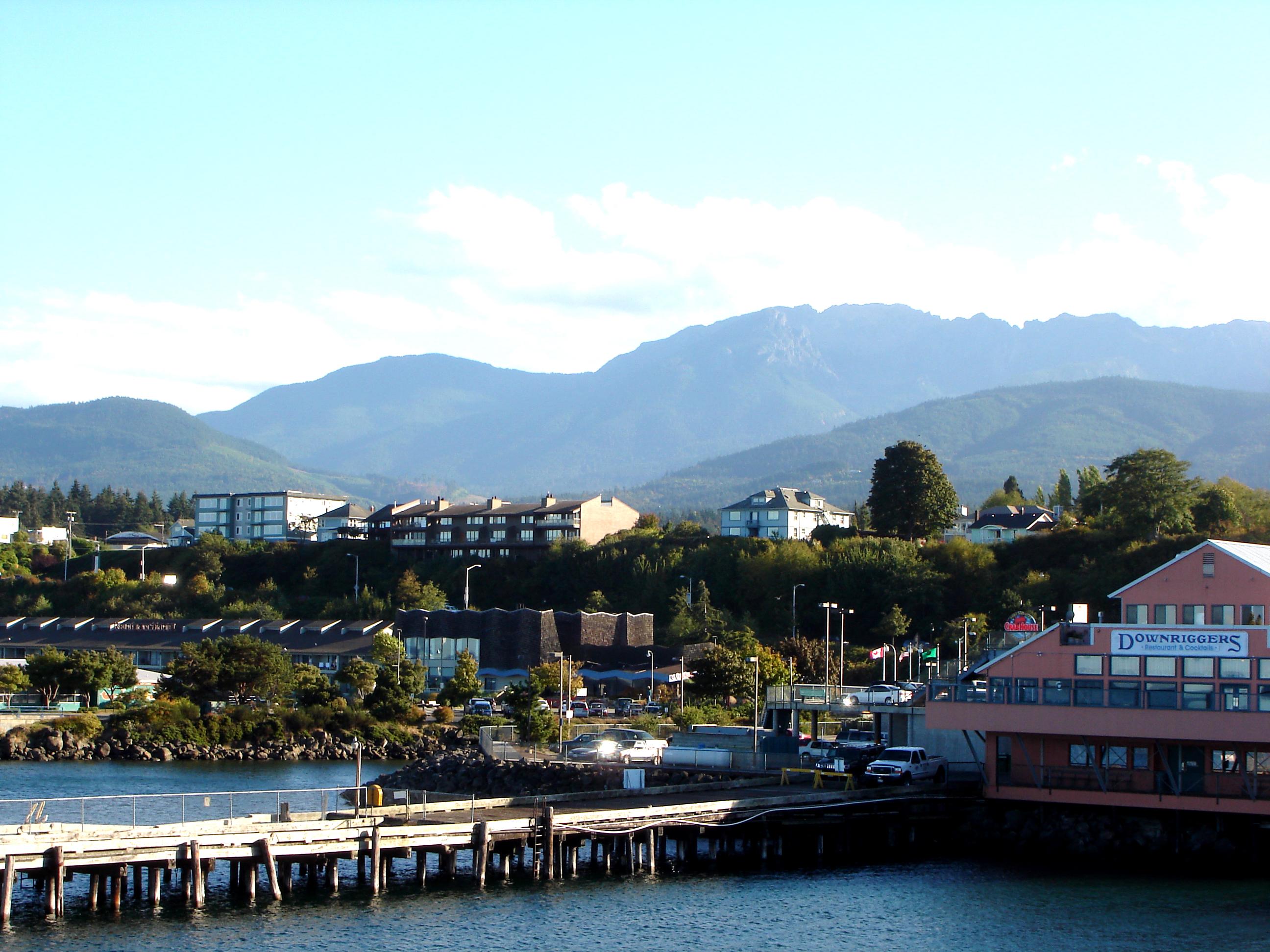 Port Angeles WA
